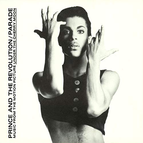 Prince - Parade - Music From The Motion Picture Under The Cherry Moon By Prince