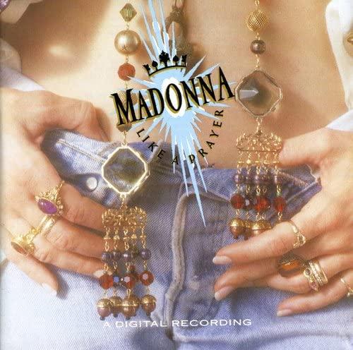 Madonna - Like A Prayer By Madonna