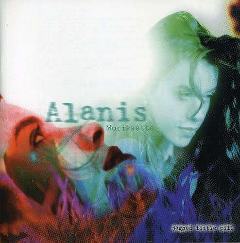 Alanis Morissette - Jagged Little Pill By Alanis Morissette