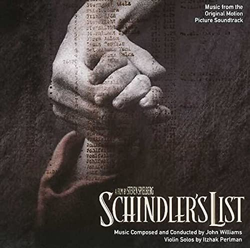 Schindler's List: Music from the Original Motion Picture Soundtrack By Itzhak Perlman