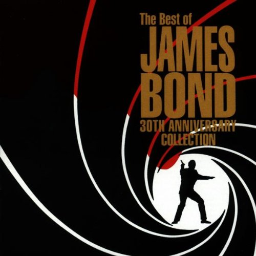 Various - The Best Of James Bond: 30th Anniversary Collection By Various