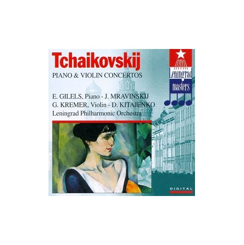 Gidon Kremer - Tchaikovsky: Piano Concerto 1, Violin Concerto op35 By Gidon Kremer
