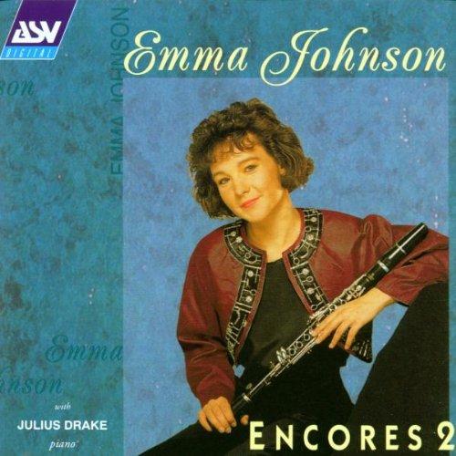 Emma Johnson Encores, Vol.2