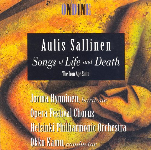Sallinen: Songs of Life and Death