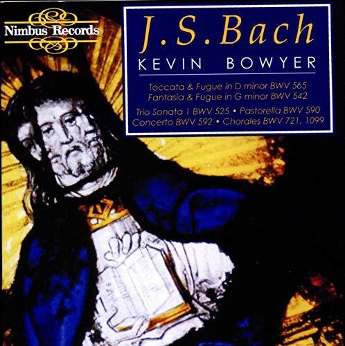 Bach: Complete Organ Works, Vol.1
