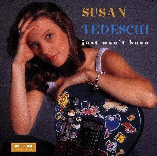 Tedeschi, Susan - Just Won't Burn By Tedeschi, Susan