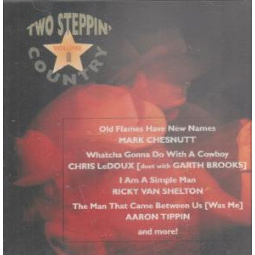 Various Artists - Two Steppin Country 1
