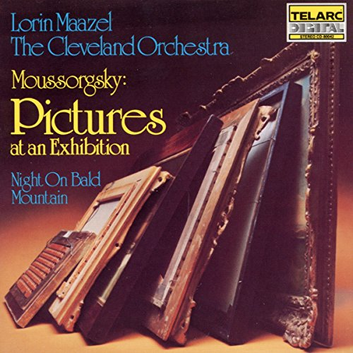 Mussorgsky: Pictures at an Exhibition/Night on a Bare Mountain