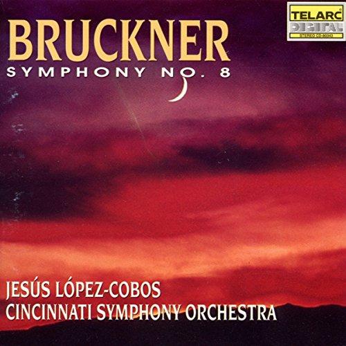 Cincinnati Symphony Orchestra & Lopez-Cobos Jesus - Bruckner: Symphony No. 8