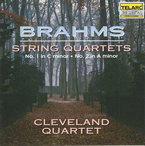 Cleveland Quartet - Brahms: String Quartets, Op. 51