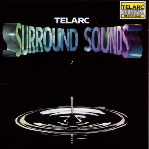 Various Composers - Telarc Surround Sounds