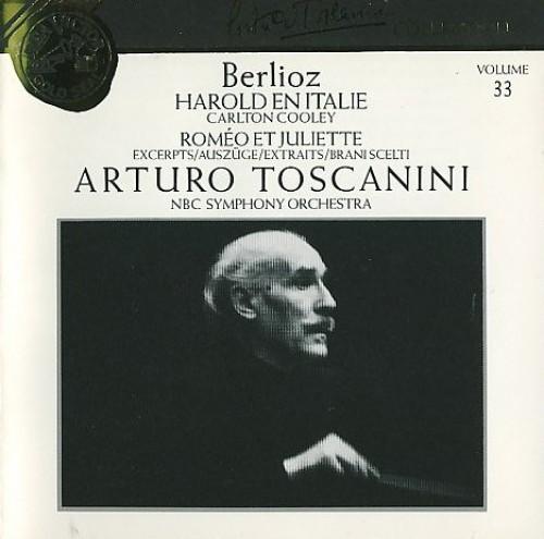 Berlioz, H. - Hector Berlioz: Harold en Italie/Romeo et Juliette/roamn carnival Overture