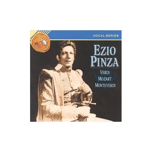 Ezio Pinza - Ezio Pinza sings Verdi, Mozart, Monteverdi