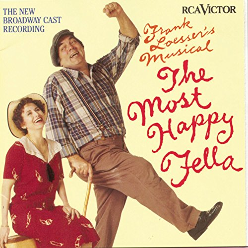 Sophie Hayden - The Most Happy Fella: 1992 Broadway Cast