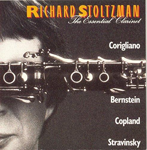 London Symphony Orchestra - The Essential Clarinet - Stoltzman