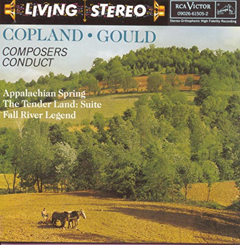 Copland/Gould: Composers Conduct