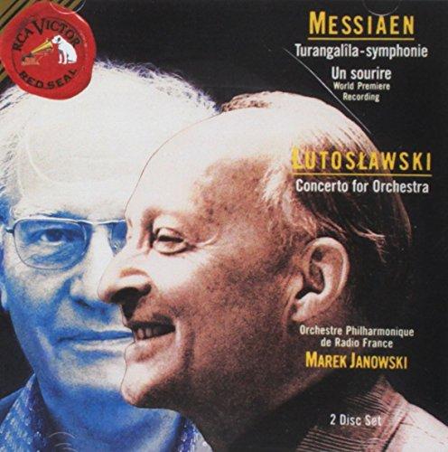 Messiaen / Ortf Phil Orch / Janowski - Turangalila Un Sour