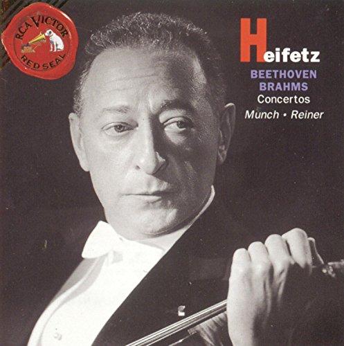Beethoven/Brahms - Heifetz Collection, Vol.11