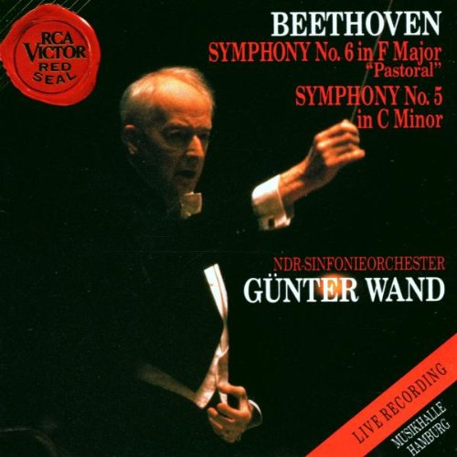 Ludwig Van Beethoven - Symphonies Nos. 5 And 6 (Wand, Ndr Sinfonieorchester)