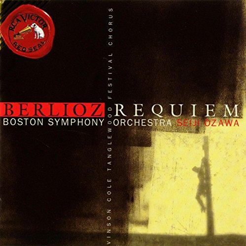 Ozawa^Boston - Berlioz:Requiem