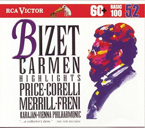 Bizet^Price^Karajan^Vpo - Carmen (Highlights)