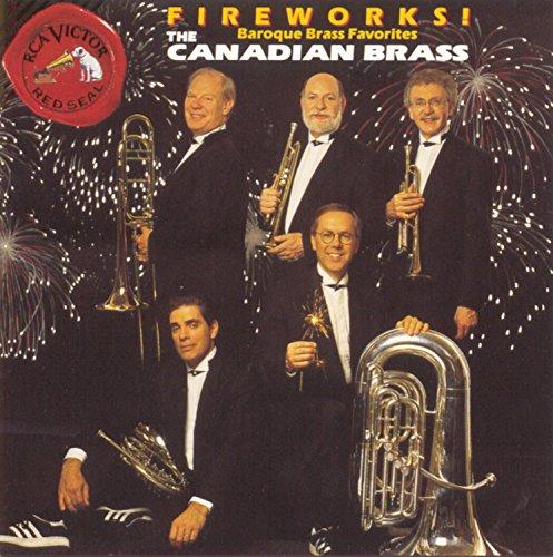 Canadian Brass^Purcell^Handel^Tallis^Clark - Fireworks! Baroque Brass Favorites