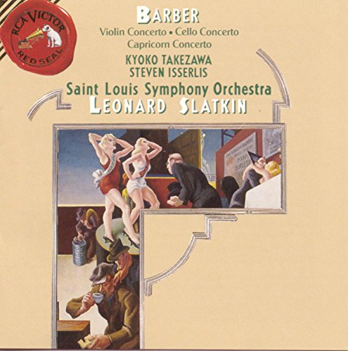 Barber: Concertos