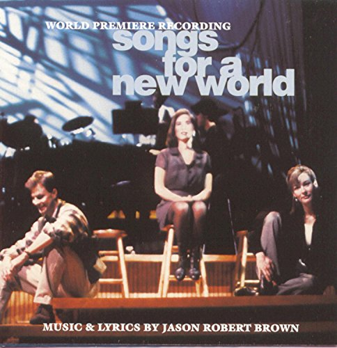 Cast Recording - Songs For A New World / O.C.R.