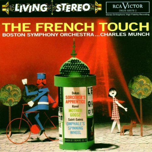 Charles Munch - The French Touch