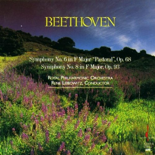 """Royal Philharmonic Orchestra - Beethoven: Symphonies Nos. 6 """"Pastoral"""" & 8"""