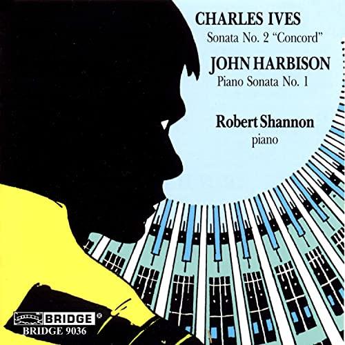 Ives/Harbison - Ives/Harbison - Piano Sonatas