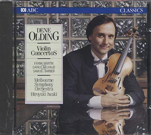 Iwaki - Violin Concertos
