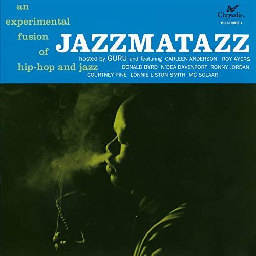 Jazzmatazz: Volume: I By Guru