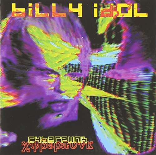 Idol, Billy - Cyberpunk