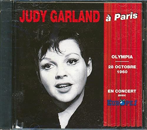 Judy Garland - In Concert Paris 1960 By Judy Garland