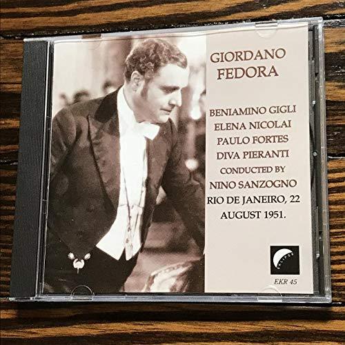 Giordano, U. - Fedora-Highlights By Giordano, U.