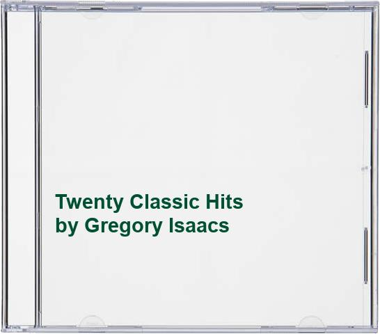 Gregory Isaacs - Twenty Classic Hits By Gregory Isaacs