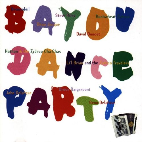 Various Artists - Bayou Dance Party By Various Artists