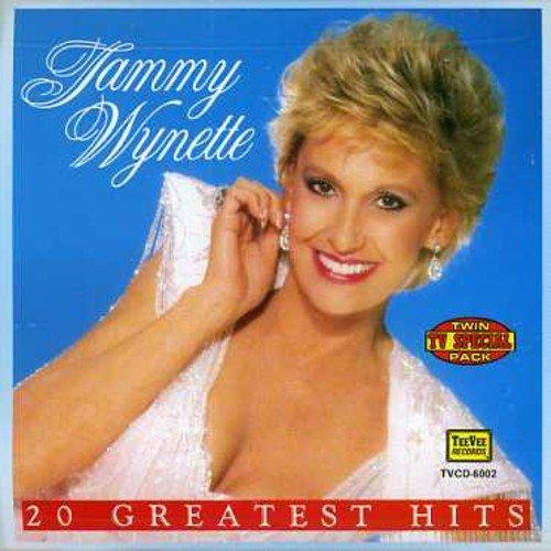 20 Greatest Hits By Tammy Wynette