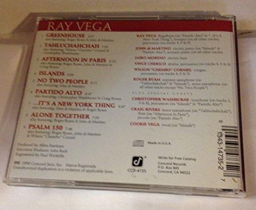 Ray Vega - Ray Vega By Ray Vega