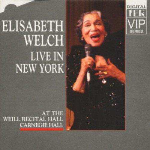 Elisabeth Welch - Live in New York