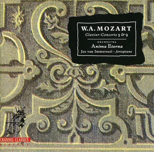 Mozart - Piano Concerto No. 5 & 9
