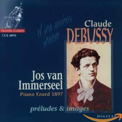 Debussy - Preludes and Images