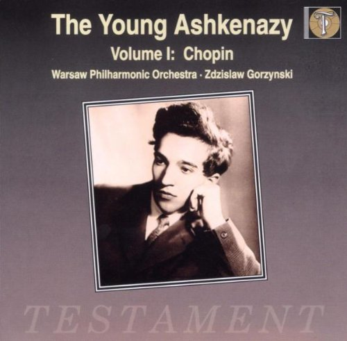 The Young Ashkenazy, Vol.1