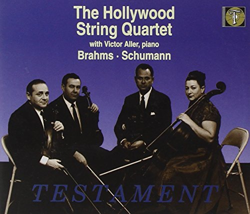 Hollywood String Quartet, The (Aller)