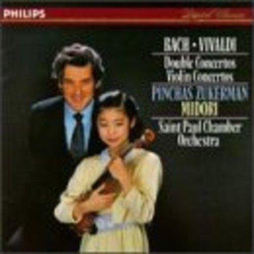 Midori - Bach & Vivaldi - Double & Violin Concertos By Midori