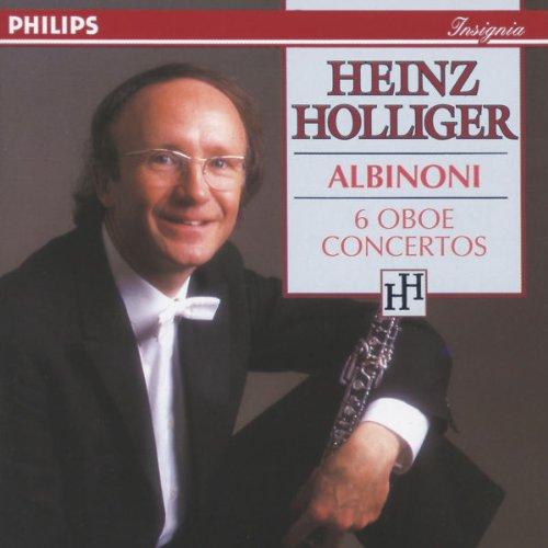 Albinoni: Six Oboe Concertos