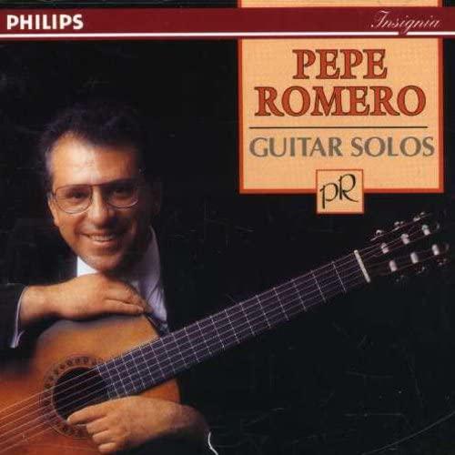 Romero, Pepe - Guitar Solos
