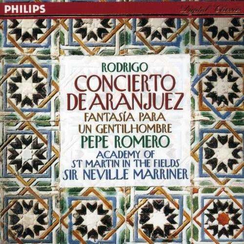 Academy of St. Martin in the Fields - Rodrigo: Concierto de Aranjuez; Canzoneta