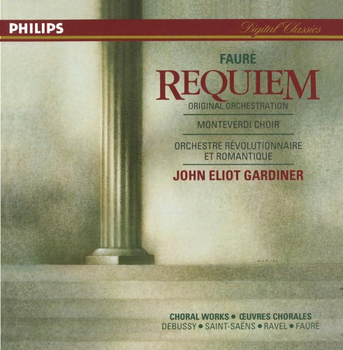 Fauré: Requiem / French Choral Works